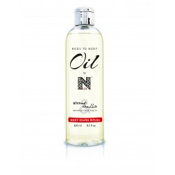 Body-To-Body Oil by NGEL 250ml