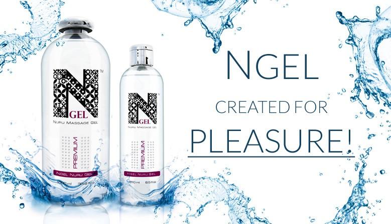 Żele NGEL stworzone dla przyjemności!
